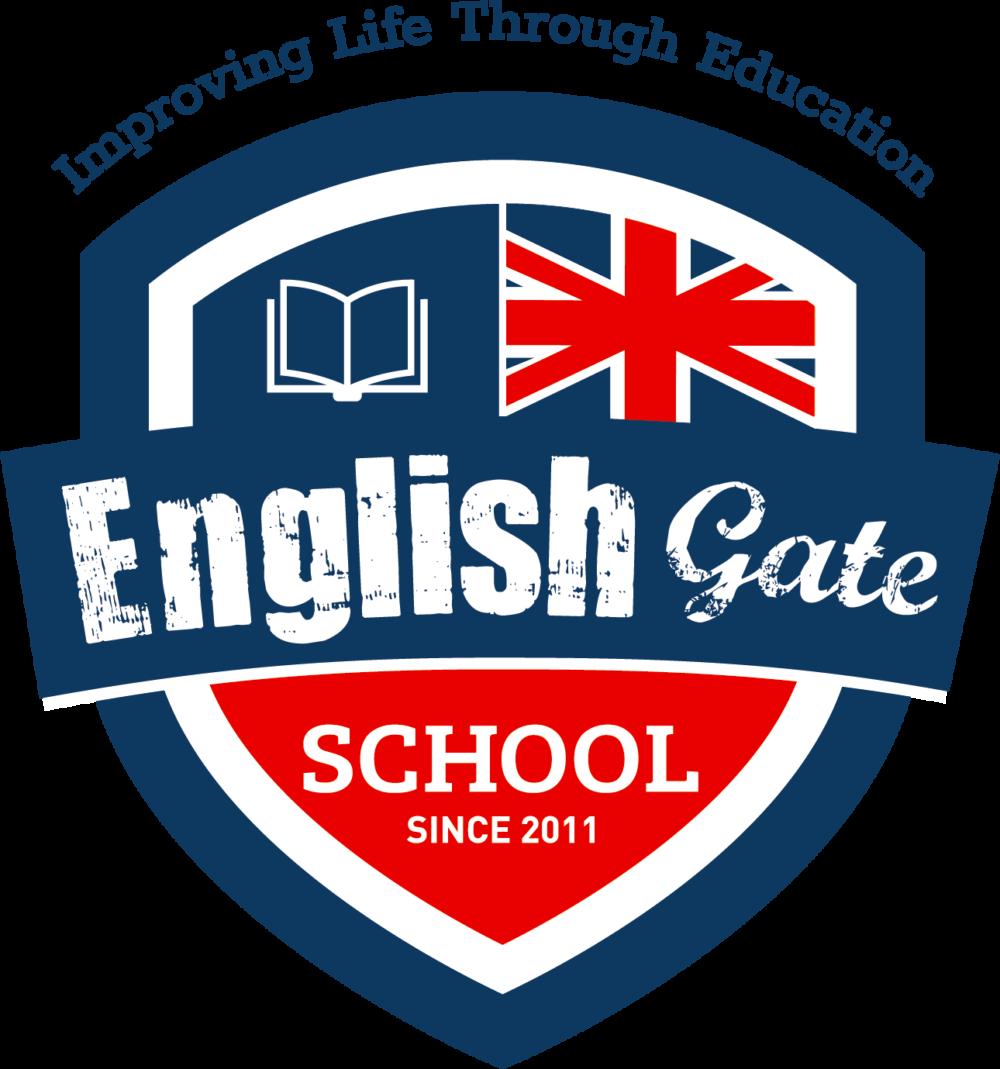 Logo: English Gate School of Cantù - International School