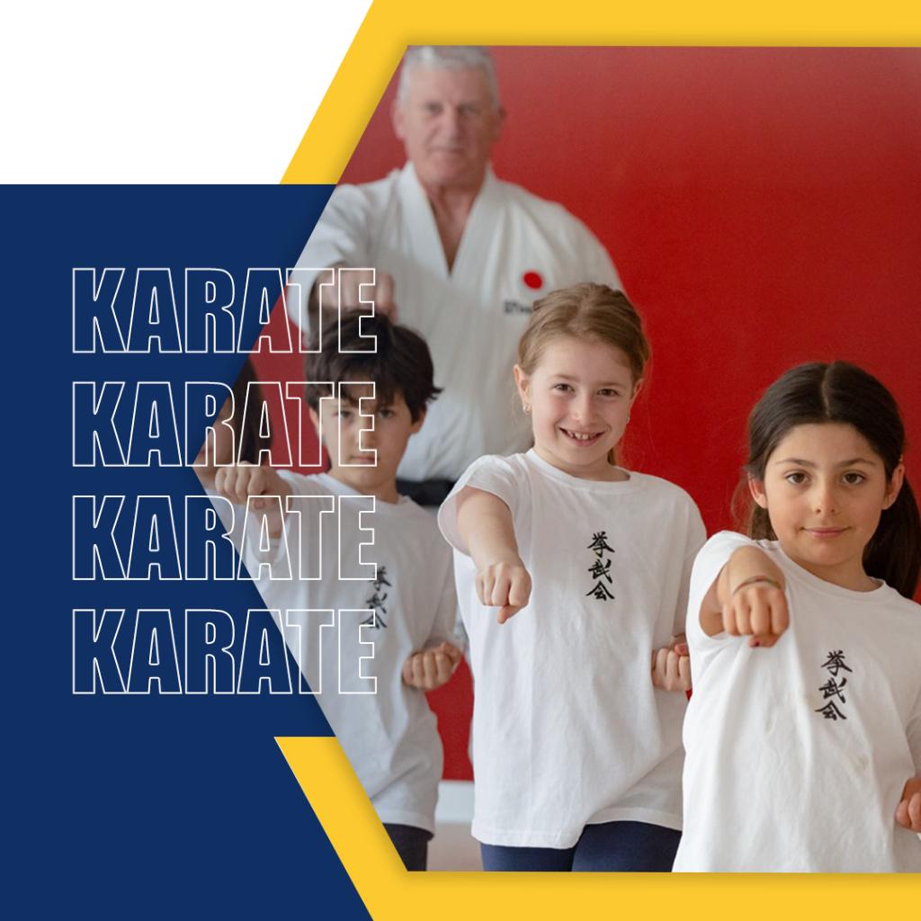 Karate con la English Gate School, approccio olistico